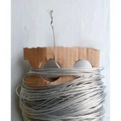 Cable Ultradelgado de 18 pelos (por Metro y en una Hebra)