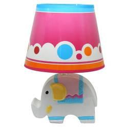 Lámpara Velador Elefante