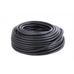 Cable Cordón 2x0,75mm Negro Precio por Metro