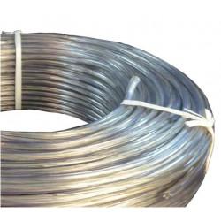 Cable Cordón Redondo Envainado 2x0,75mm Transparente Precio por Metro